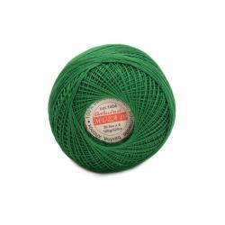 MUZA 10 kol.1404 zielony ciemny 100g 30X6