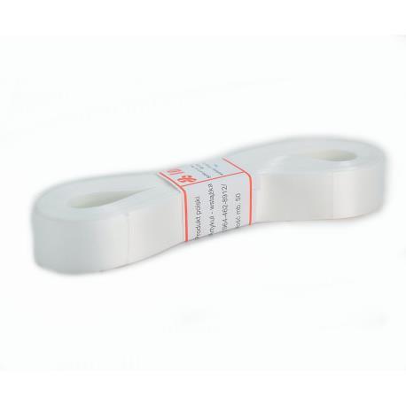 WSTĄŻKA 30 mm 8912 biała