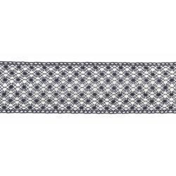 KORONKA BAWEŁNIANA MERC.5cm GRANAT 2043/9S