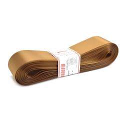 WSTĄŻKA 100 mm 8912 złota
