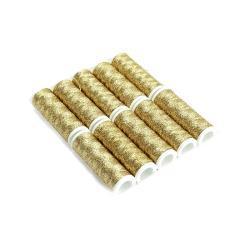 NICI METALUX 60m kol.01 jasne złoto