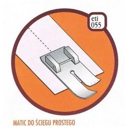 eti 055 STOPKA DO ŚCIEGU PROSTEGO