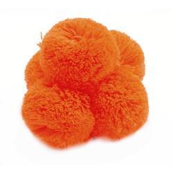 POMPON 60mm 10738 Pomarańcz