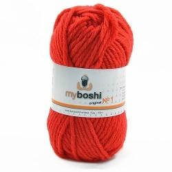 MYBOSHI Nr1 0,5 kg 132 czerwony