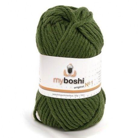 MYBOSHI Nr1 0,5 kg 129 khaki