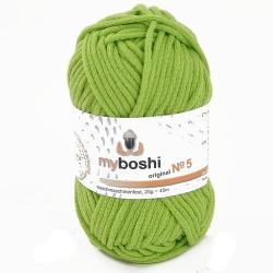 MYBOSHI Nr5 0,25 kg 521 limonka
