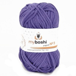 MYBOSHI Nr5 0,25 kg 563 fiolet