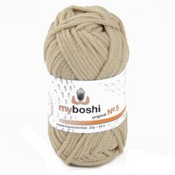 MYBOSHI Nr5 0,25 kg 571 beżowy