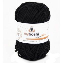 MYBOSHI Nr5 0,25 kg 596 czarny