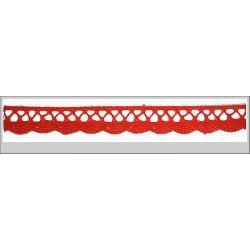 KORONKA 18 75099-6083 czerwony