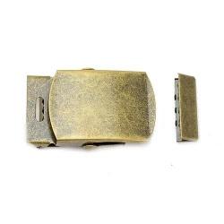 KLAMRA 30mm metalowa z zakończeniem
