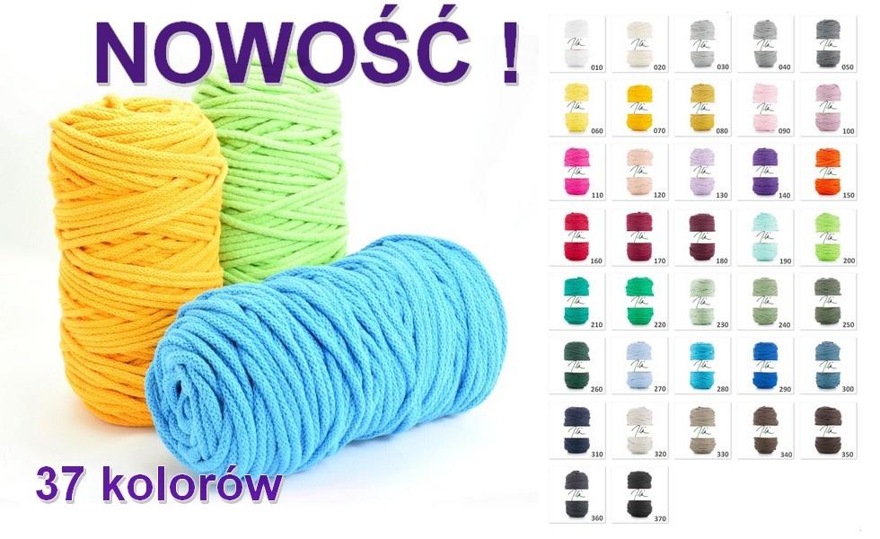 Nowy sznurek bawełniany